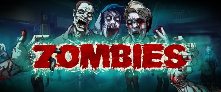 Слот— Zombies